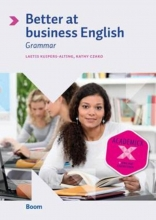 Laetis  Kuipers-Alting, Kathy  Czako Better at business English