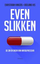 Christiaan  Vinkers, Roeland R. Vis Even slikken