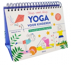 , Stap voor stap yoga voor kinderen