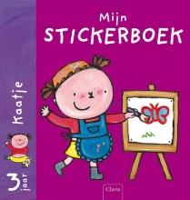 Liesbet  Slegers Mijn stickerboek Kaatje