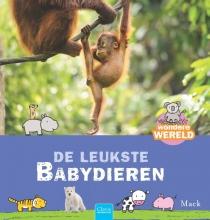 Mack van Gageldonk , De leukste babydieren