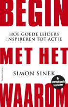 Simon Sinek , Begin met het waarom