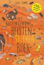 Yuval  Zommer Het Buitengewone Beesten Stickerboek