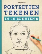 Jake Spicer , Portretten tekenen in 15 minuten