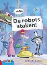 Rian Visser , Help! De robots staken!