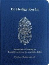 Muhammad Ali De Heilige Koran (pocket uitgave in het Nederlands met translitteratie)