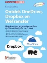Studio Visual Steps , Ontdek OneDrive, Dropbox en WeTransfer