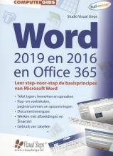 Studio Visual Steps , Computergids Word 2019, 2016 en Office 365