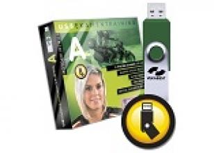 Motor Rijbewijs Examens USB stick