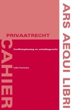 Lieke Coenraad , Conflictoplossing en scheidingsrecht