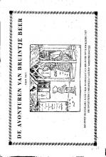 Mary  Tourtel De avonturen van Bruintje Beer 10