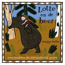 Martine F. Delfos , Lotte en de beer