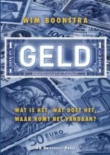 Wim Boonstra , Geld