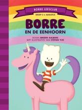 Jeroen Aalbers , Borre en de eenhoorn
