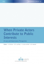 When private actors contribute to public interests