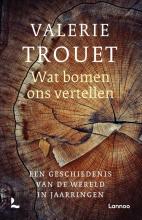 Valerie Trouet , Wat bomen ons vertellen