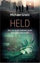 Michael Grant , Held