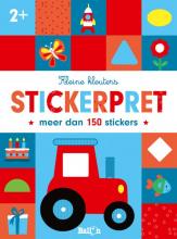 , Stickerpret 2+