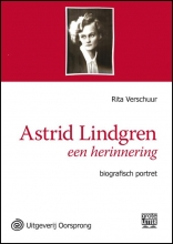 Rita  Törnqvist-Verschuur Astrid Lindgren, een herinnering - grote letter uitgave