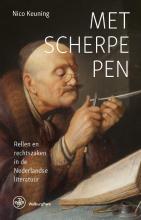 Nico Keuning , Met scherpe pen