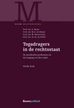 D.J.B. de Wolff E. Bauw  M.E. de Meijer  M. Westerveld, Togadragers in de rechtsstaat