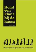 Saskia  Lips, Komt een Klant bij de Kassa