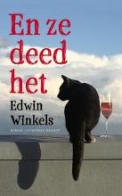 Edwin  Winkels En ze deed het