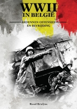 Ruud Bruijns , Ardennenoffensief en bevrijding