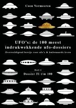 Coen Vermeeren , UFO's: de 100 meest indrukwekkende ufo-dossiers