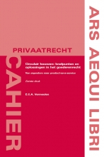 Eva Vermeulen , Circulair bouwen: knelpunten en oplossingen in het goederenrecht