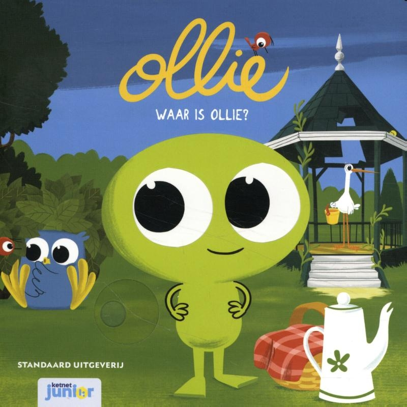 Anton Setola,Waar is Ollie?