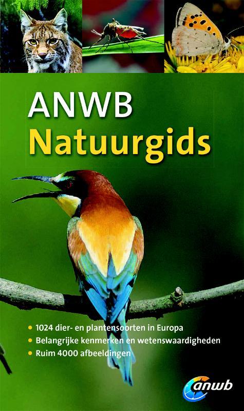 Volker Dierschke, Andreas Gminder, Frank Hecker, Wolfgang Hensel, Margot Spohn,ANWB natuurgids