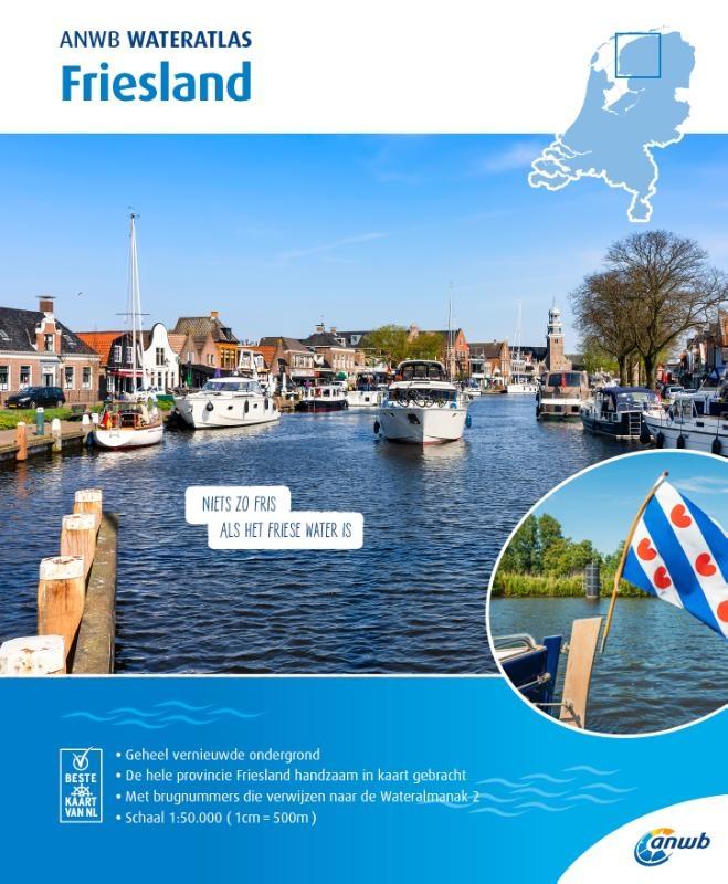 ,Wateratlas Friesland