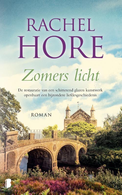 Rachel Hore,Zomers licht