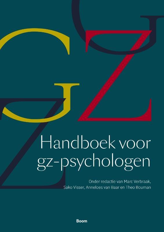 Marc Verbraak, Sako Visser, Anneloes van Baar, Theo Bouman,Handboek voor gz-psychologen