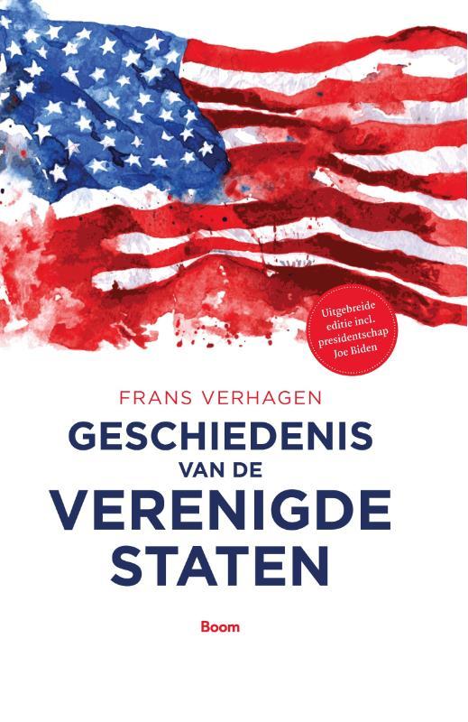 Frans Verhagen,Geschiedenis van de Verenigde Staten