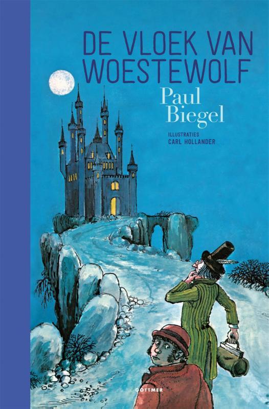 Paul Biegel,De vloek van Woestewolf