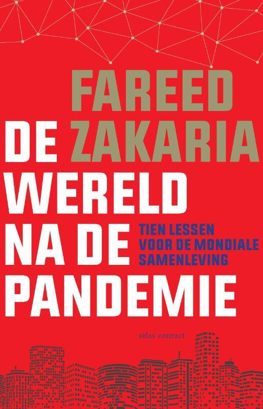 Fareed Zakaria,De wereld na de pandemie