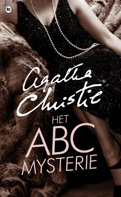 Agatha Christie,Het ABC Mysterie