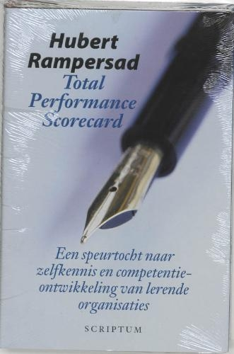 H. Rampersad,Total Performance Scorecard