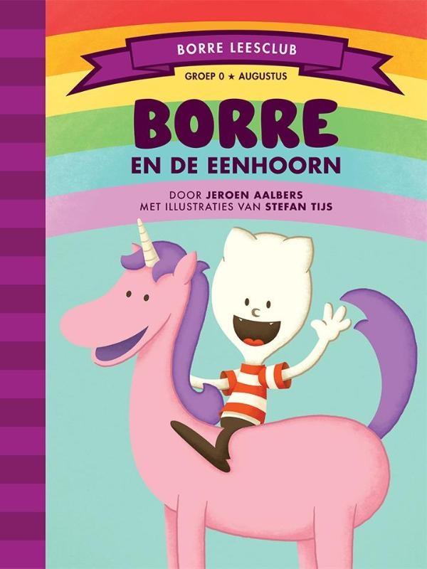 Jeroen Aalbers,Borre en de eenhoorn