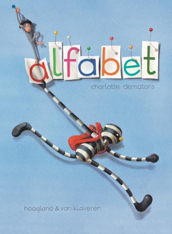 Charlotte Dematons,Alfabet - grote editie