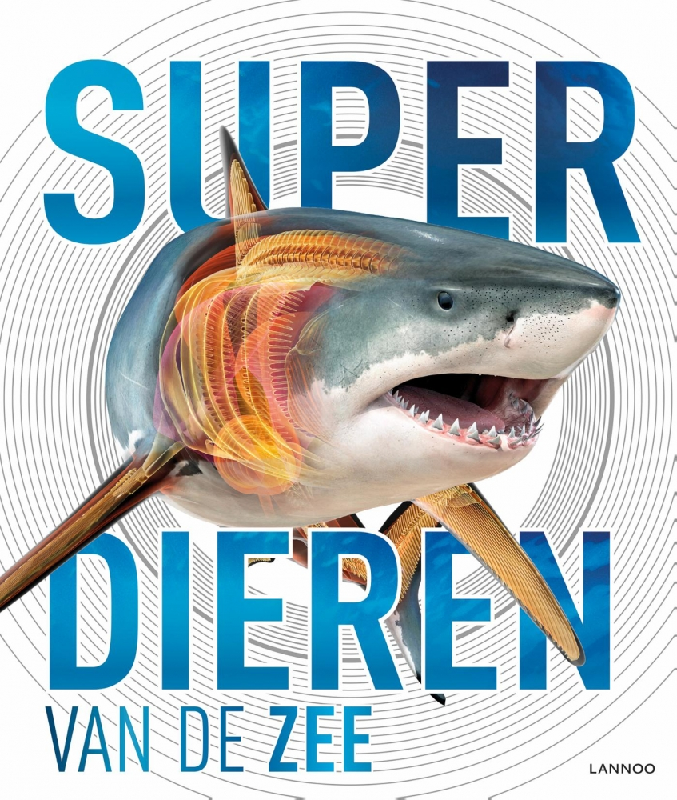 Derek Harvey,Superdieren van de zee