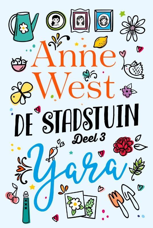 Anne West,Yara
