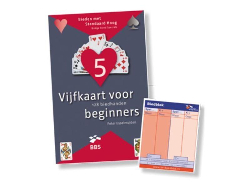 Peter IJsselmuiden,Vijfkaart voor beginners