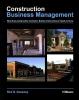 Rsmeans,Construction Business Management