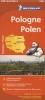 <b>Michelin wegenkaart 720 Polen</b>,