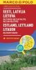 ,Marco Polo Baltische Staten - Estland, Letland, Litouwen