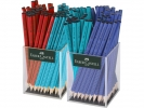 ,potlood GRIP 2001 2 kokers a 72 stuks blauw/rood/turkoois