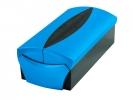 ,visitekaartbox HAN VIP inclusief tabkaart New Colour blauw